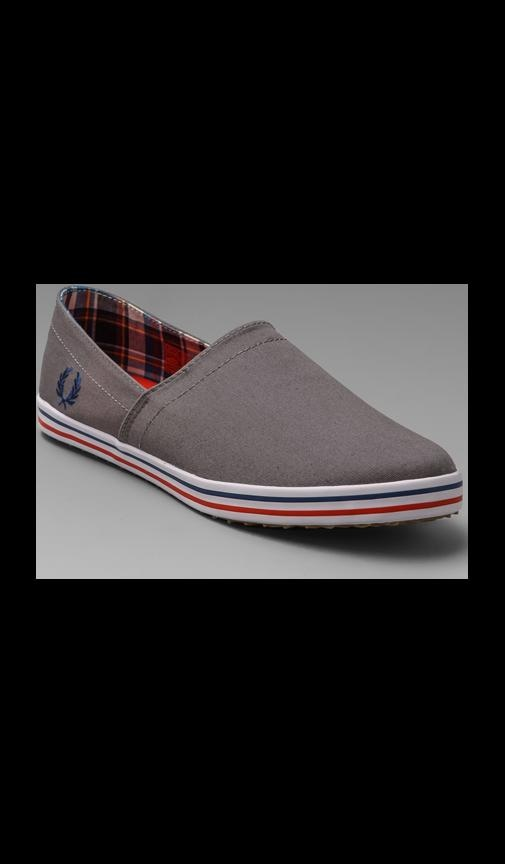 Kingston Stampdown Twill Slip On