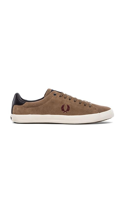 Howells Unlined Suede Sneakers