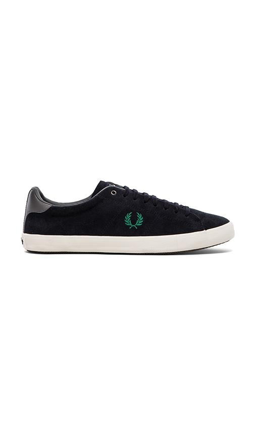 Howells Unlined Suede Sneaker