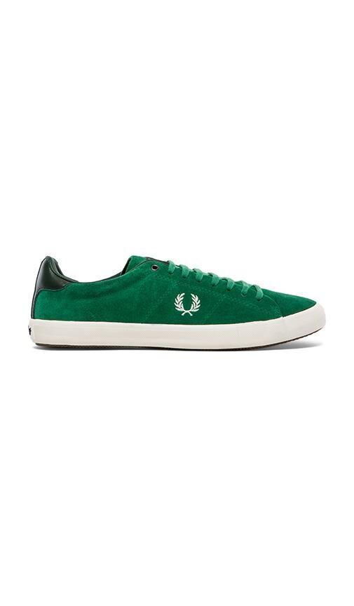 Howells Unlined Suede Sneaker