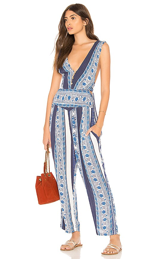1c3f463cb123 All Shook Up Jumpsuit. All Shook Up Jumpsuit. Free People