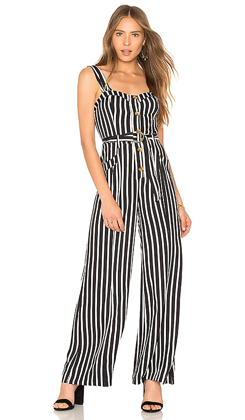 Free People City Girl Jumpsuit In Black Revolve