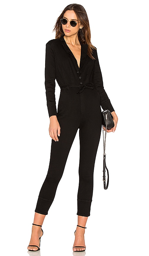 TAKE ME OUT FITTED JUMPSUIT