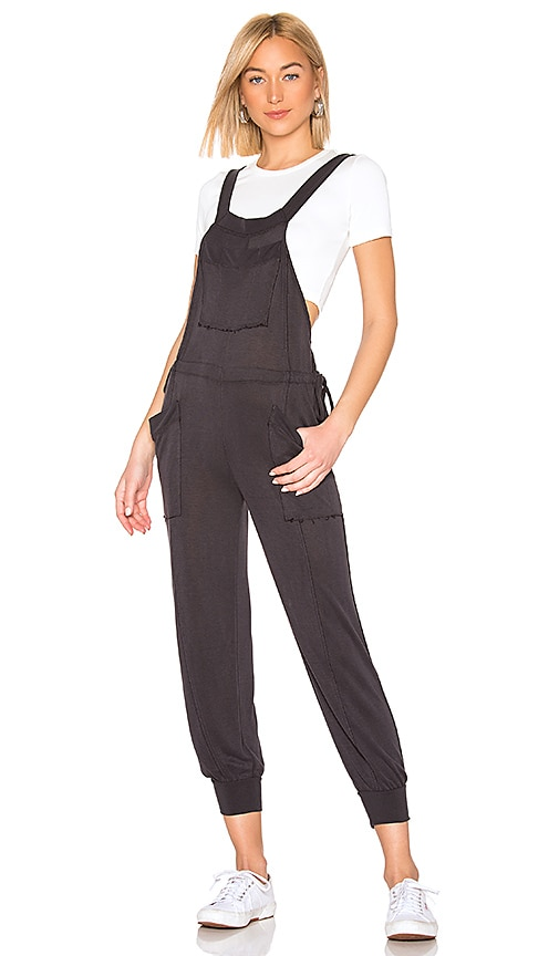 0667124a0 Free People Movement Jump Start Jumpsuit in Black | REVOLVE