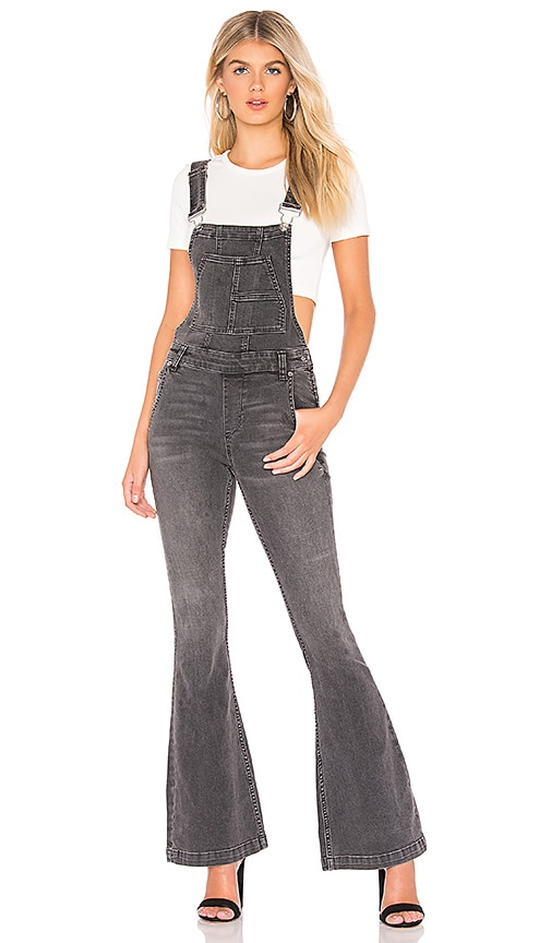 Carly Flare Overall