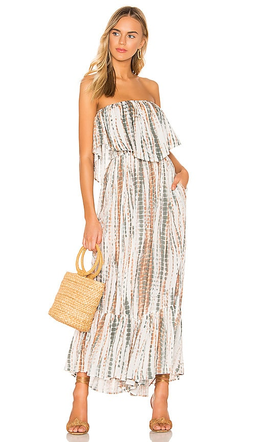 Summer Vibes Tube Jumpsuit by Free People