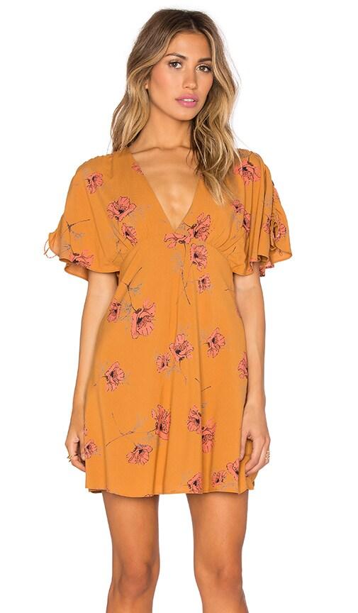 Drapey Melanie Dress