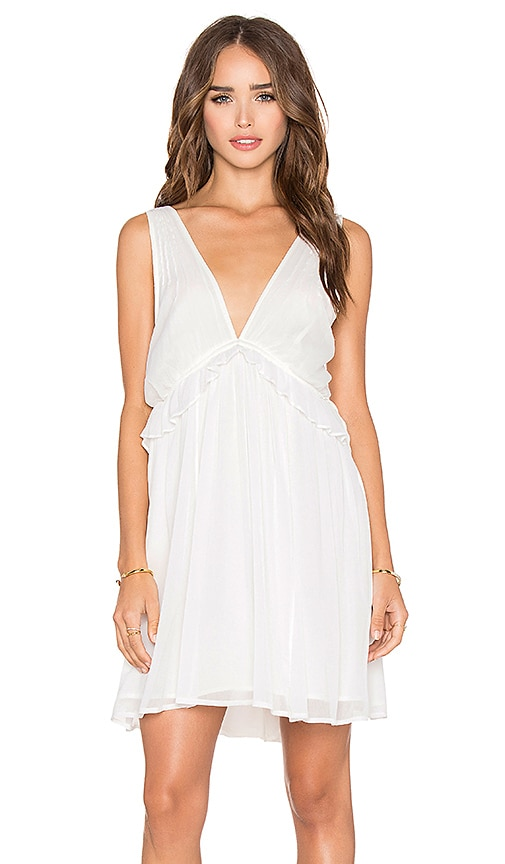 Free People Rio Grande Dress in Ivory