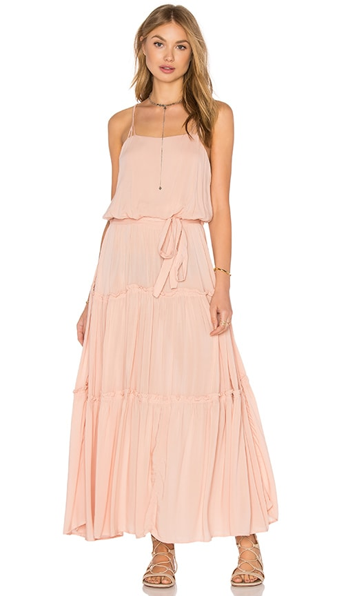 Free People Valerie Dress in Blush