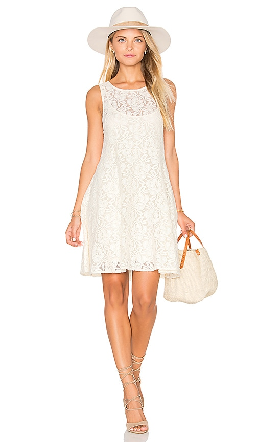 Miles of Lace Dress
