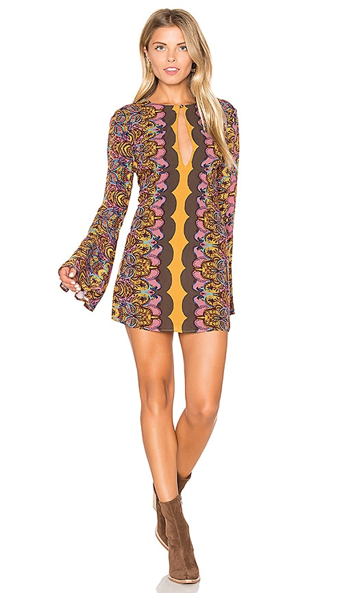 Ossie Vibes Dress
