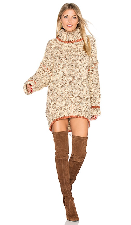 Echo Pullover Dress