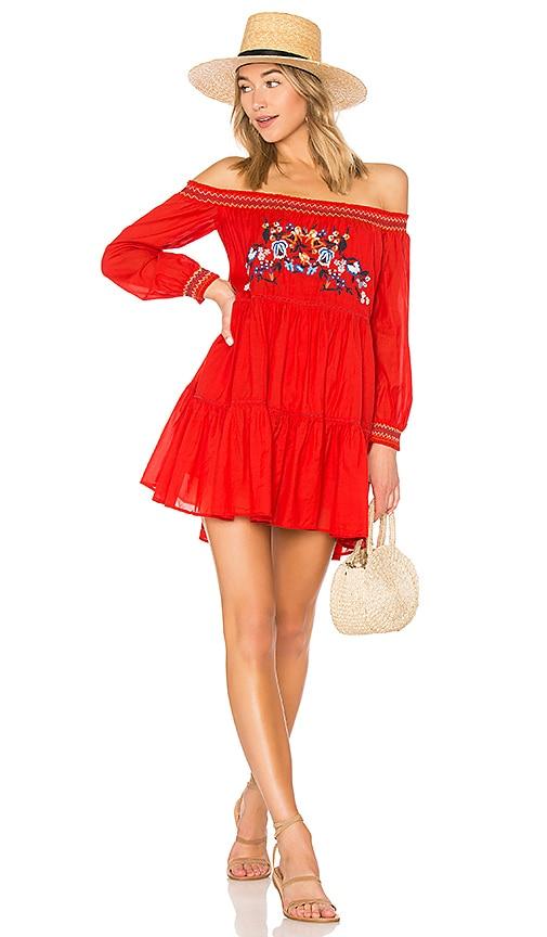 Sunbeams Mini Dress