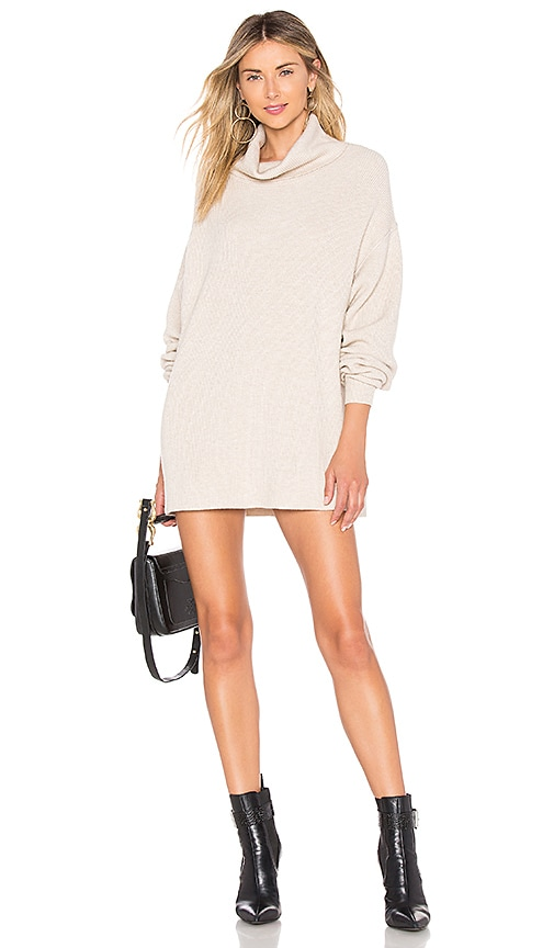 491c7fddbe9 Free People Softly Structured Tunic in Heather Oatmeal | REVOLVE