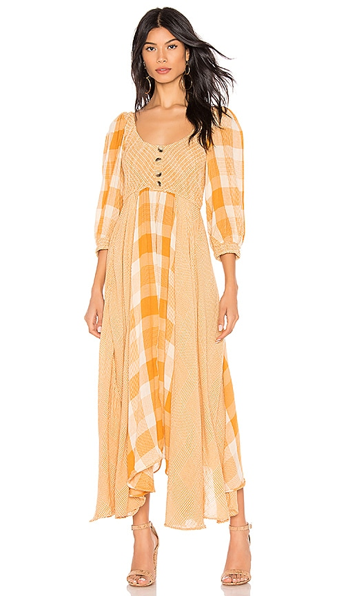 3fdf9e6304d Old Friends Maxi Dress. Old Friends Maxi Dress. Free People