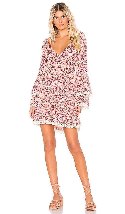 ab34c51ccb9f53 Free People Kristall Mini Dress in Raspberry | REVOLVE