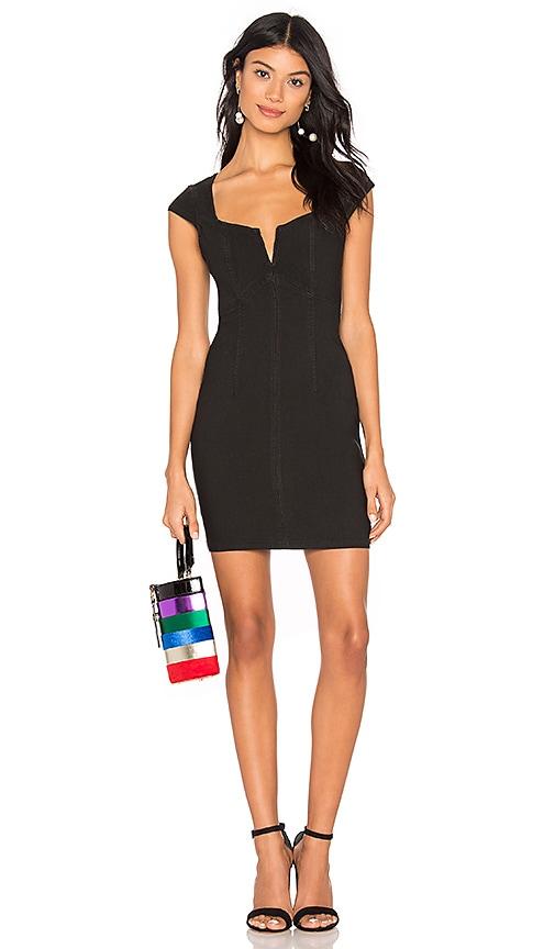 Lia Denim Mini Dress
