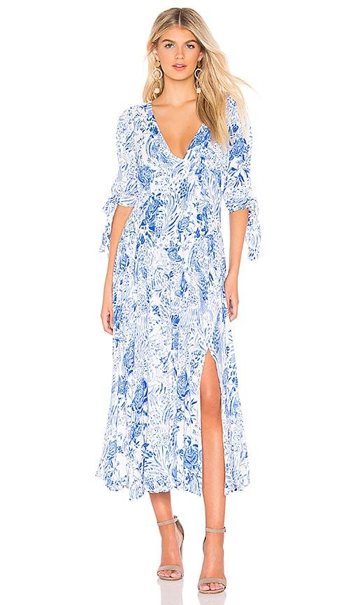 Forever Always Midi Dress