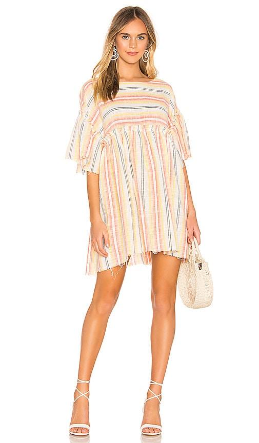 Summer Nights Striped Dress