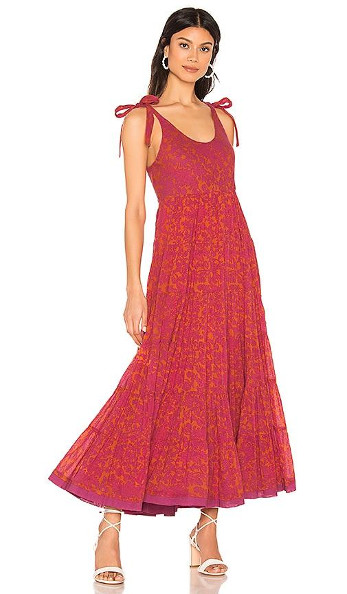 fcdfecf3a09 Kikas Printed Midi Dress. Kikas Printed Midi Dress. Free People