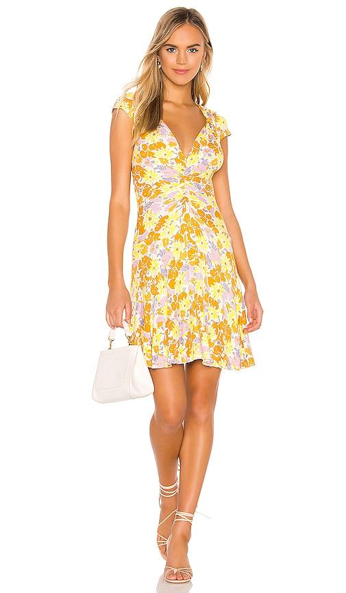 Key To Your Heart Mini Dress