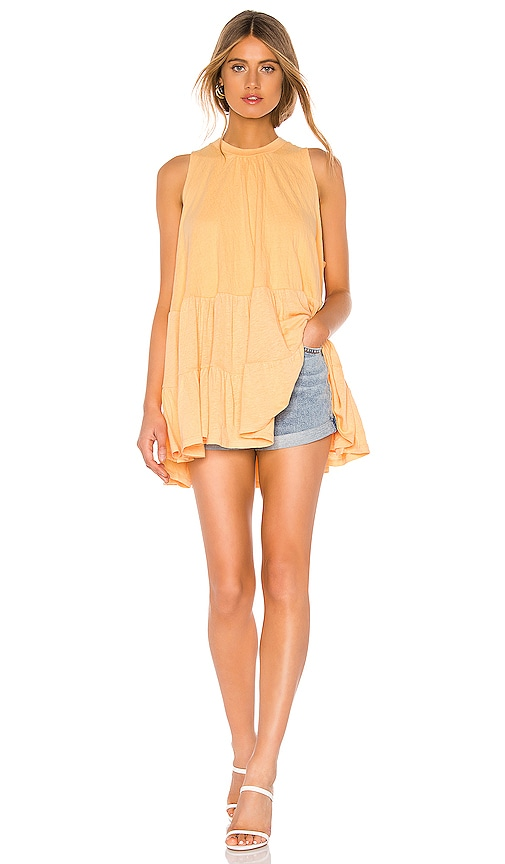 Right On Time Tunic by Free People