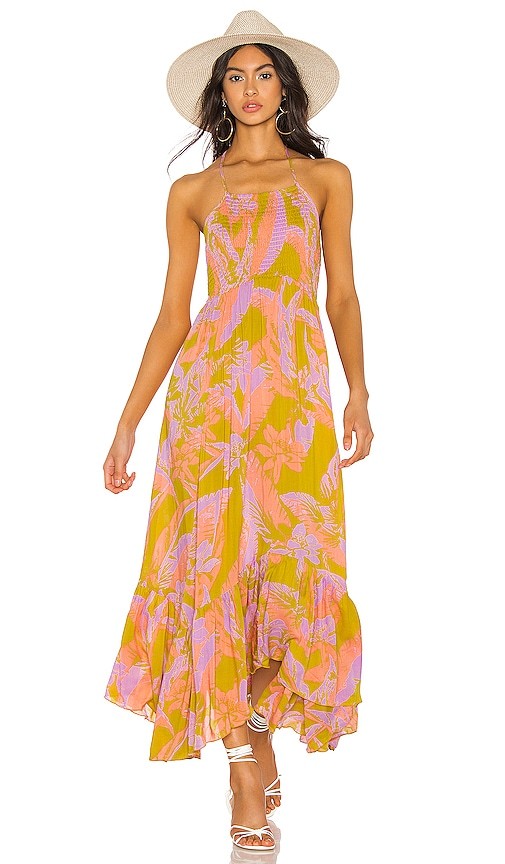Heat Wave Maxi Dress