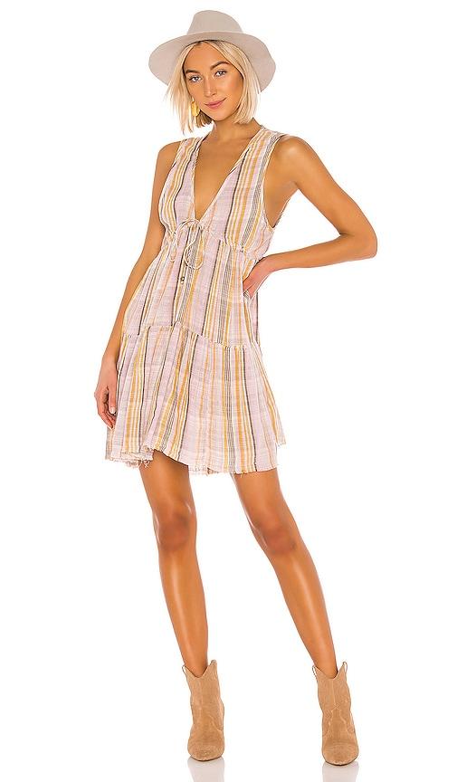 Freebird Mini Dress