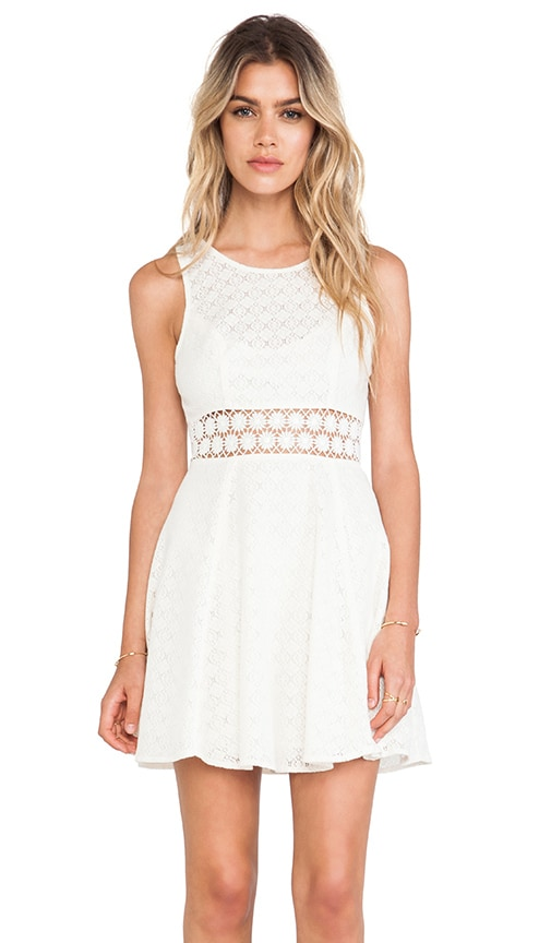 Daisy Waist Dress