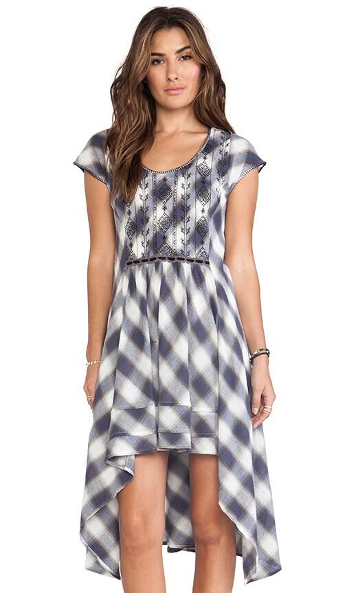 Rad for Plaid Dress