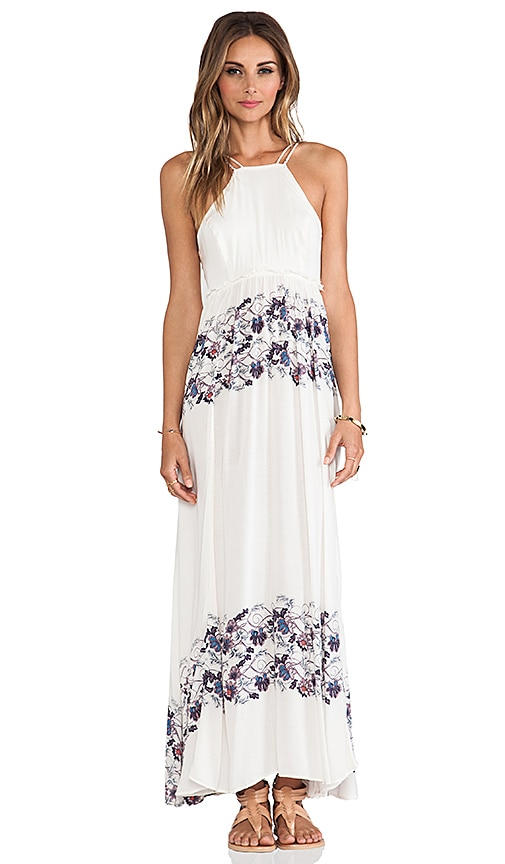 Babydoll Maxi Dress
