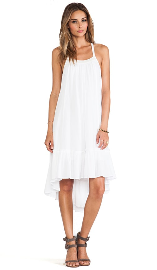 Solid Gauze Dress