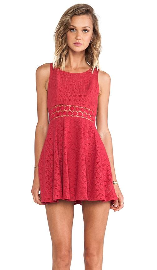 Daisy Waist Dress
