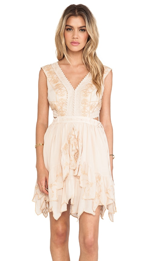 Honeysuckle Rose Dress