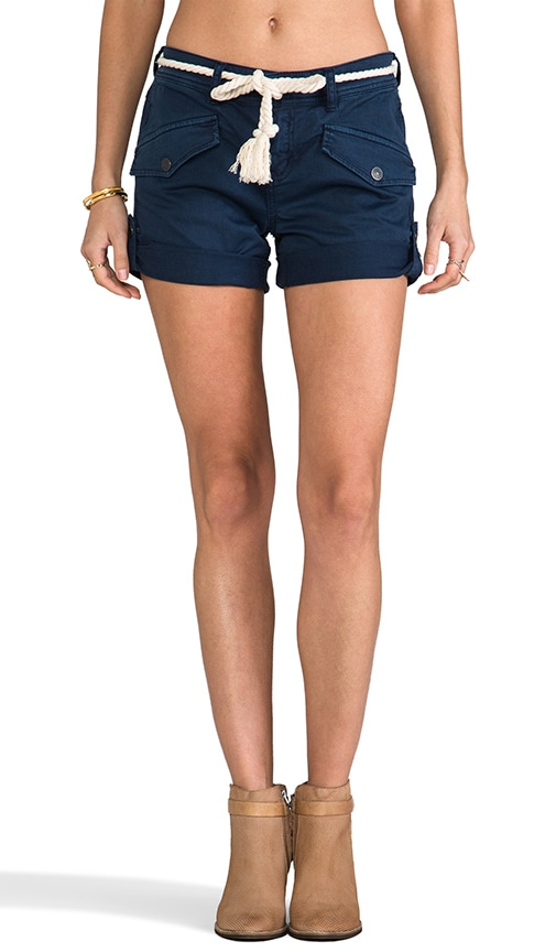 Nautical Cuffed Short