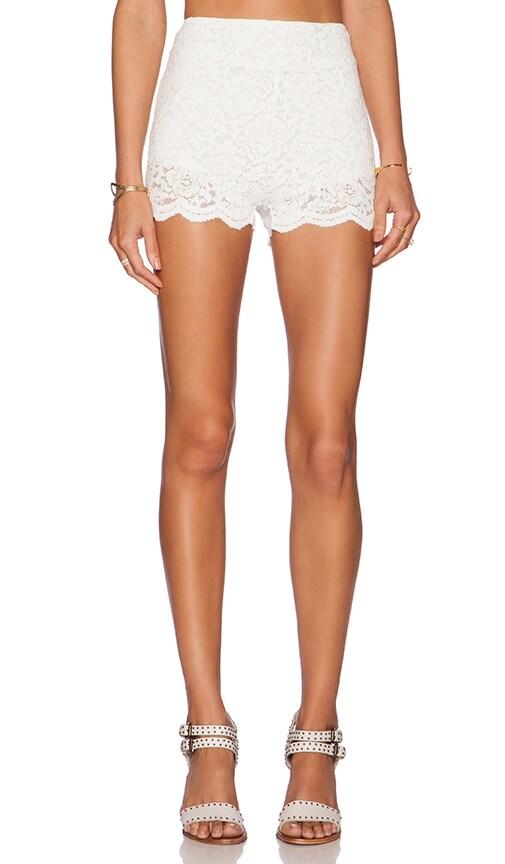 Floral Lace Biker Short