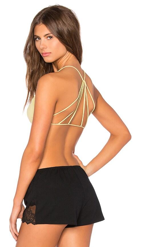 Strappy Back Bra