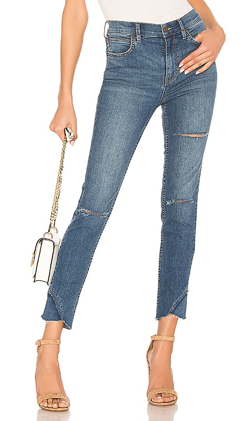 Sunny Midrise Skinny Jean