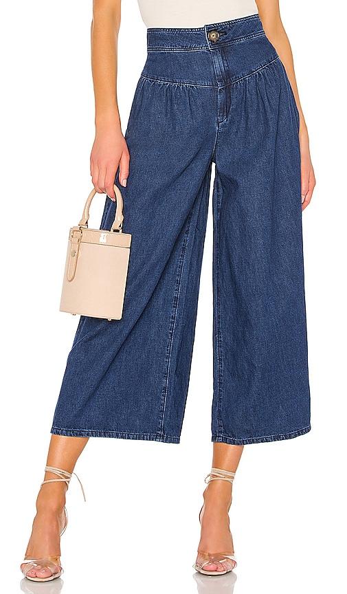 La Bomba Wide Leg Jean