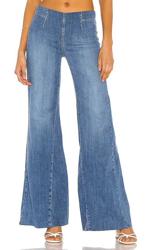 Drapey A Line Pull On Jean