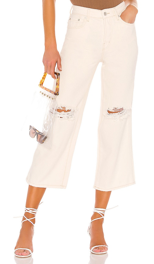 Ranger Wide Leg Jean