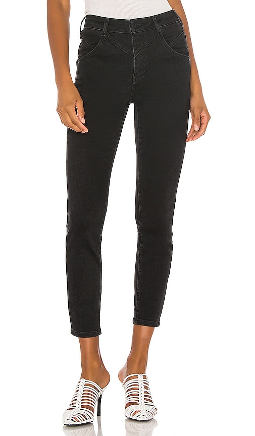 Riley Seamed Skinny