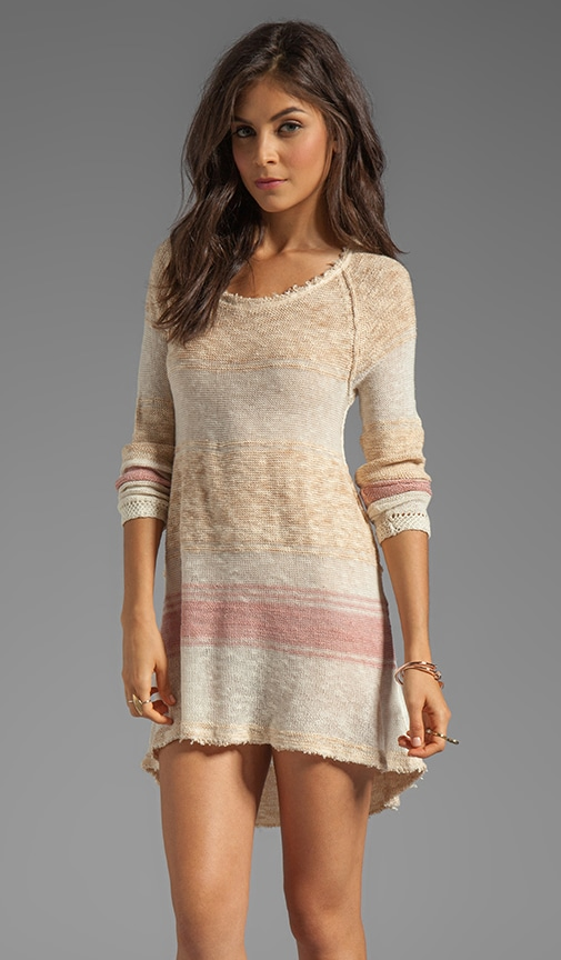 Block of Stripes Pullover