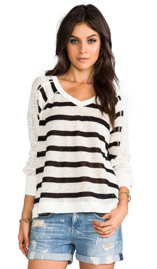 Fluffy Long Sleeve Lou Sweater