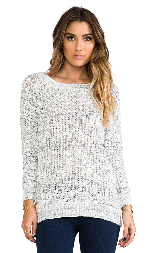 Star Dune Marled Pullover