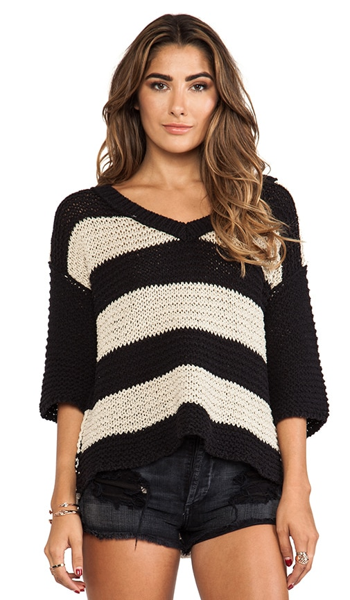 Park Slope Stripe Sweater