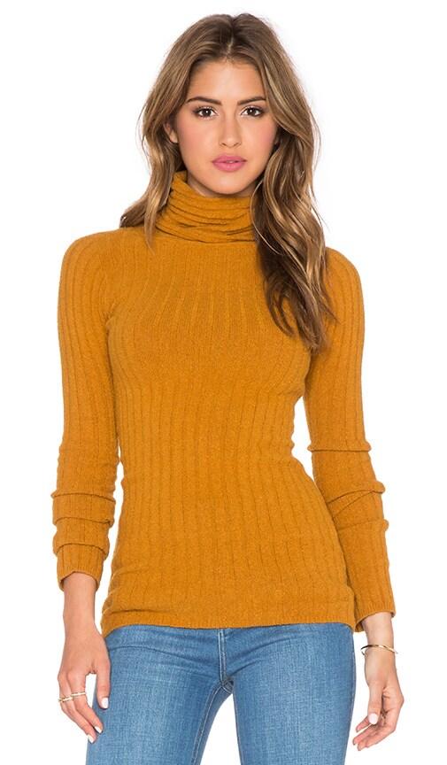 Skinny Skinny Mock Neck Sweater