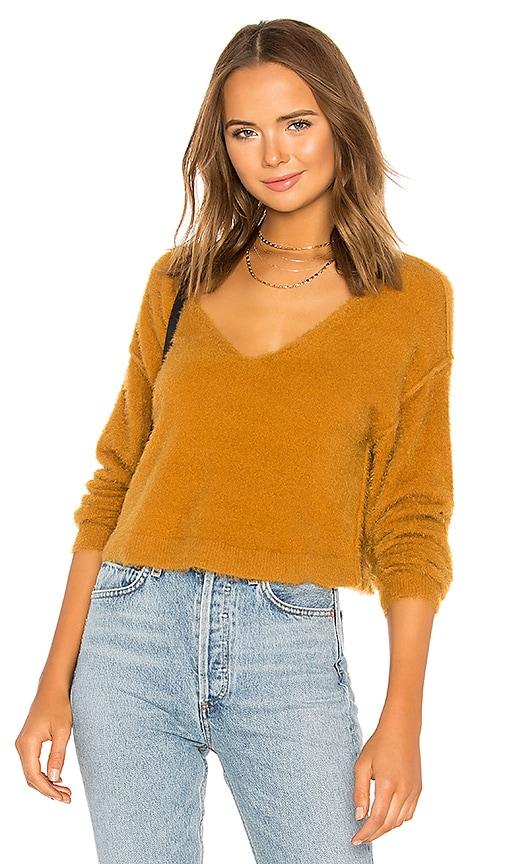 Princess V Neck Sweater