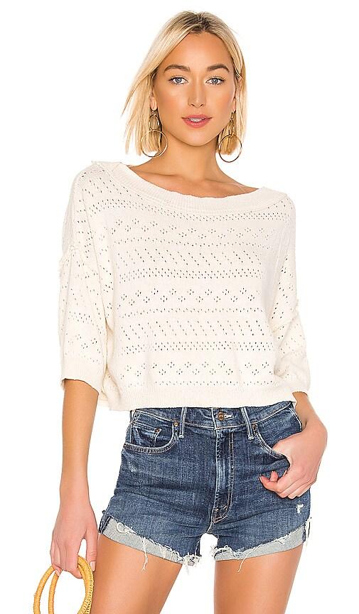 Sand Castle Sweater