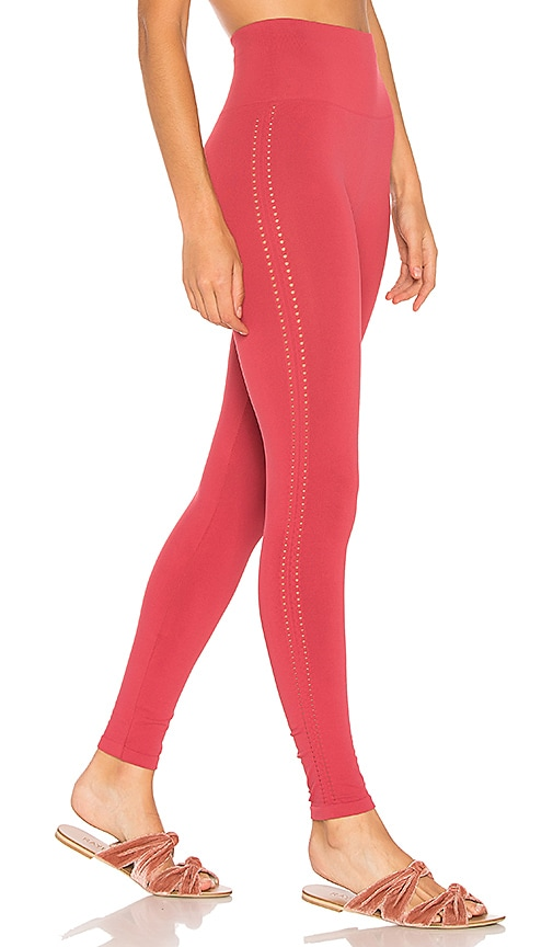 Free People Barely There Legging in Pink